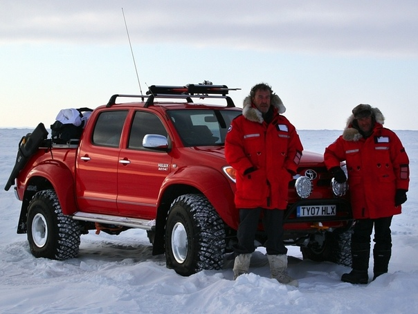 Очень редкие : Arctic Trucs Toyota Hilux Invincible AT38 '2007