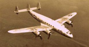 Самолет, который с 1955 года считали исчезнувшим, объявился через 37 лет